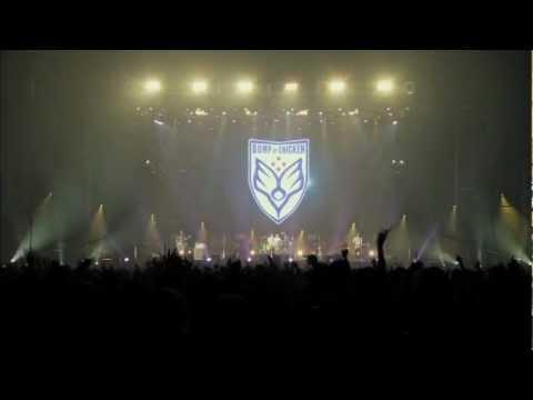 BUMP OF CHICKEN GOLD GLIDER TOUR 2012 予告篇