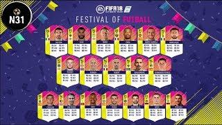 FIFA18 Pack opening Qartulad