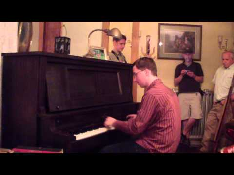 Adam Swanson WHISPERING|Central PA Ragtime Festival|June 20 2014