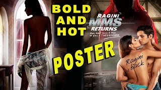 Ragini mms return bold and hot poster | krishma sharma | ekta kapoor
