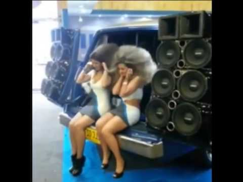 The LOUDEST car audio system in the world!!!!