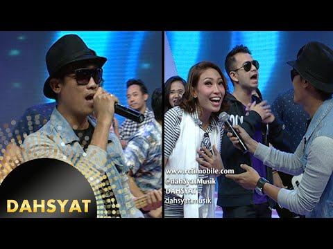 Hijau Daun ajak Ayu Dewi nyanyi 'Suara Ku Berharap [Dahsyat] [10 Des 2015]