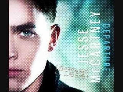 Jesse Mccartney It's Over [Departure New Song] (With Lyrics)