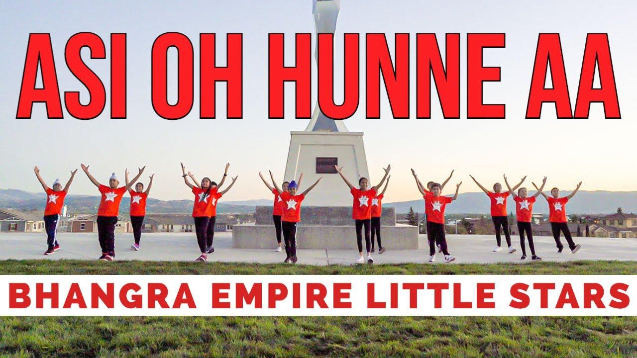 Asi Oh Hunne Aa | | Bhangra Empire Little Stars | Amrit Maan