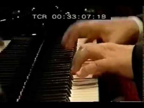 Ivan Moravec live in Amsterdam 2003: Beethoven - Piano Concerto No. 4 in G major, Op. 58