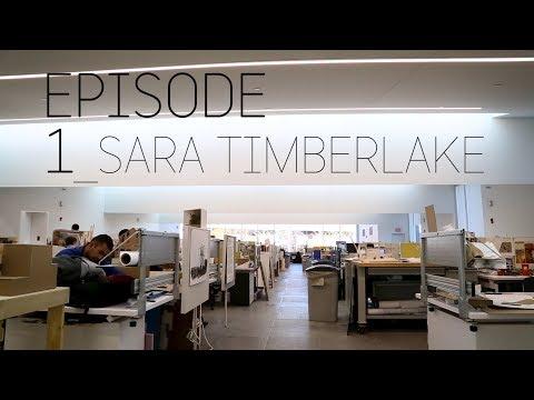 Studio Sessions #1 - Sara Timberlake