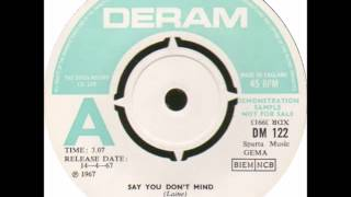 Denny Laine - Say You Don