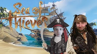 PIERWSZE ŁUPY | SEA OF THIEVES #1