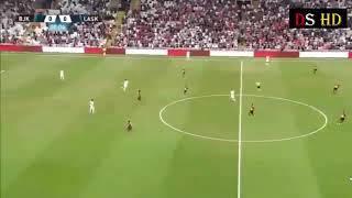 Beşiktaş 1-0 Lask Linz Maç Özeti 09/08/2018