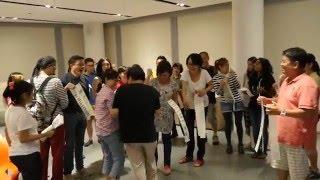 Lets Draw Singapore Exhibition