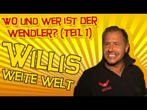 Wo und wer ist der Wendler? Teil 1  Willis weite Welt bei BALLERMANN.TV
