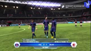 FIFA 13 Gameplay Video Decouverte | PSG Milan AC | Test Gaming Live Francais FR VF HD