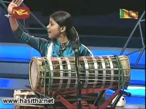 Hasini & Yasas - Sri Lankan Drums Classic At Sri Lankan Life
