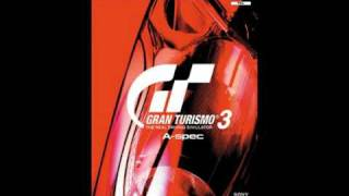 Gran Turismo 3 Soundtrack - Daiki Kasho - Strike Breaker