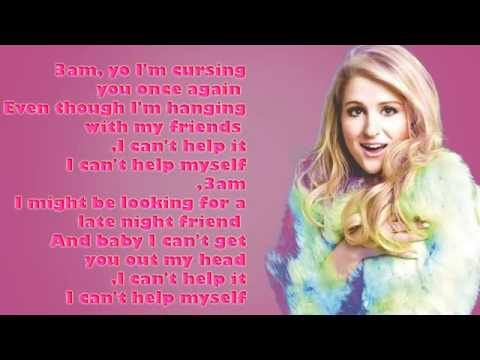 Meghan Trainor3am lyrics