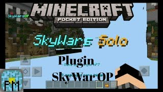 Pocketmine Plugin | SkyWarsOP | PHP7 | Tutorial