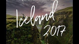 ICELAND 2017 ~ A TRAVEL FILM ~ RickyKay ~ Cinematic HD