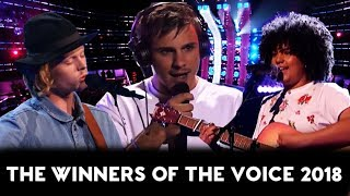 The Winners of the Voice 2018. TOP Best, Amazing blind auditions in the World