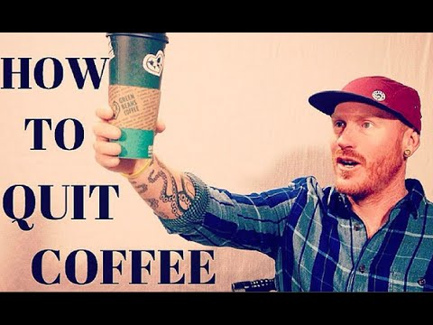 3 steps to Quit Coffee for good / Get a Healthy Gut and Clear Skin