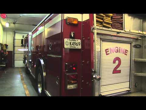 A Fire Fighters Story
