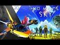 "No Man's Sky NEXT - Part 20 ""DAMAGED MACHINERY"" (Gameplay/Walkthrough)"