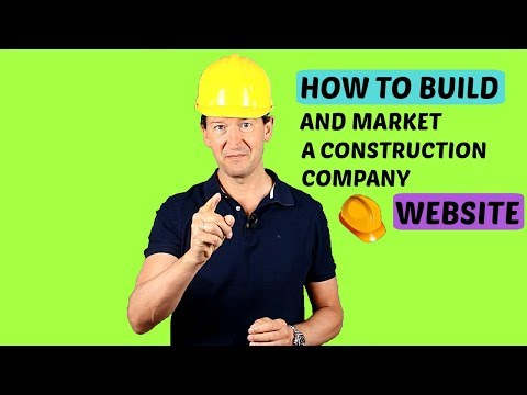 How To Build A Construction Company Website (That Brings A Ton Of Leads)