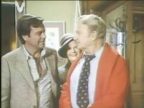 JIM BAILEY in TV appearance with Robert Wagner, Sharon Gless , Eddie Albert and Charlie Callas..