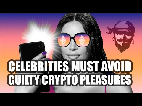 Celebrities Must Avoid Guilty Pleasures for Inexperienced Crypto Investors