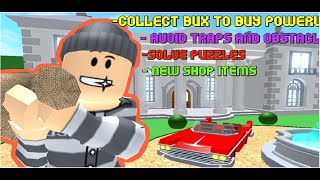 Roblox ep 1 (Rob The Mamsion Obby).