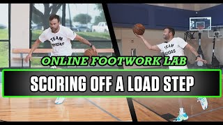 Scoring Options Off A Load Step   ONLINE FOOTWORK LAB
