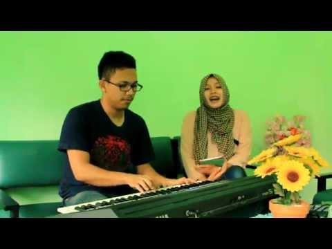 Berawal Dari Tatap - Yura cover by Pipiw & Eben