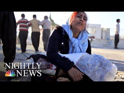 Deadly Earthquake Hits Iran and Iraq | NBC Nightly News