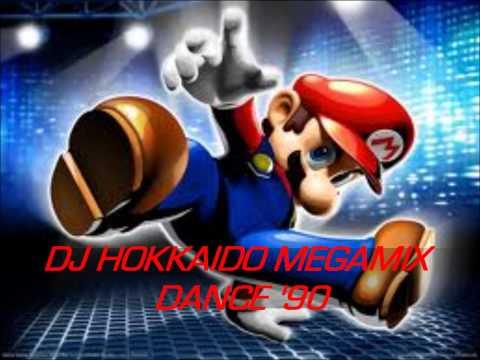 "Power Dance 90's Megamix Dance 90's Story ""La Dance più bella anni '90-2000""DJ HOKKAIDO"