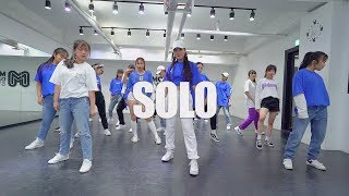 Clean Bandit - Solo / 실용무용 중급반 Honey Choreography