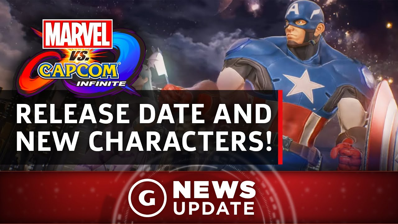Marvel vs. Capcom Infinite Gets a Release Date (And a Raccoon)