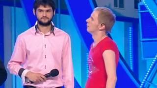 """КВН — Триод и Диод """"СМОЛЕНСК"""" - приветствие 04.04.10.Vitalя"""