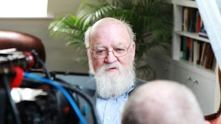 5 Mins on: Free Will. With Daniel Dennett: Part 2 of 3.