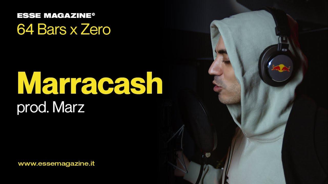 Download Red Bull 64 Bars x Zero: Marracash prod. Marz   ESSE MAGAZINE