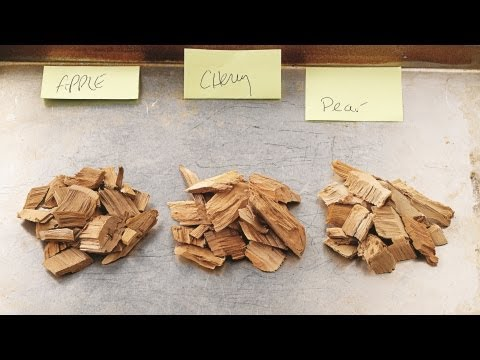 Types Of Wood For Smoking