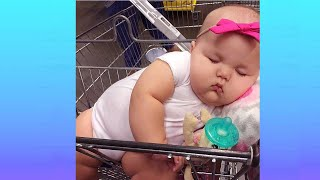 Try Not To Laugh : Funny Babies Sleep Everywhere | Funny Videos
