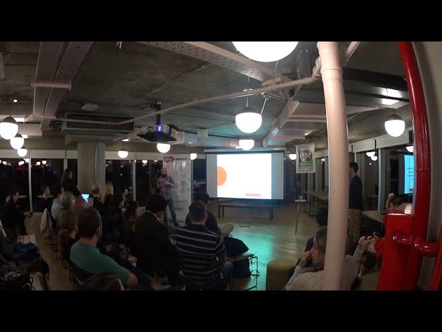 Presentación Reiki Urbano