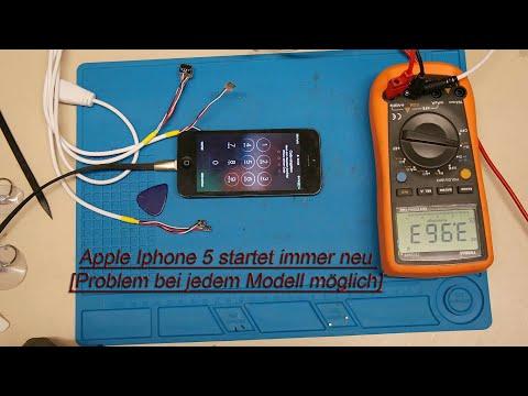 Apple Iphone 5 Startet Immer Neu [Problem Bei Jedem Modell Möglich]