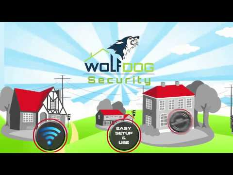 Alarm System - Wolfdog Security India