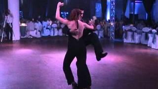 """MONICA Y NESTOR CASTILLO,"""" Un Baile a Beneficio"""""""