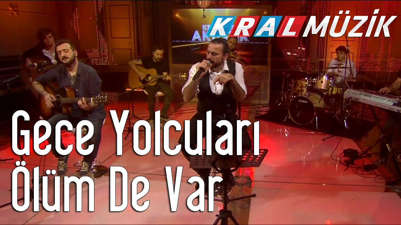 Gece Yolcuları - Unut Beni (Official Video)