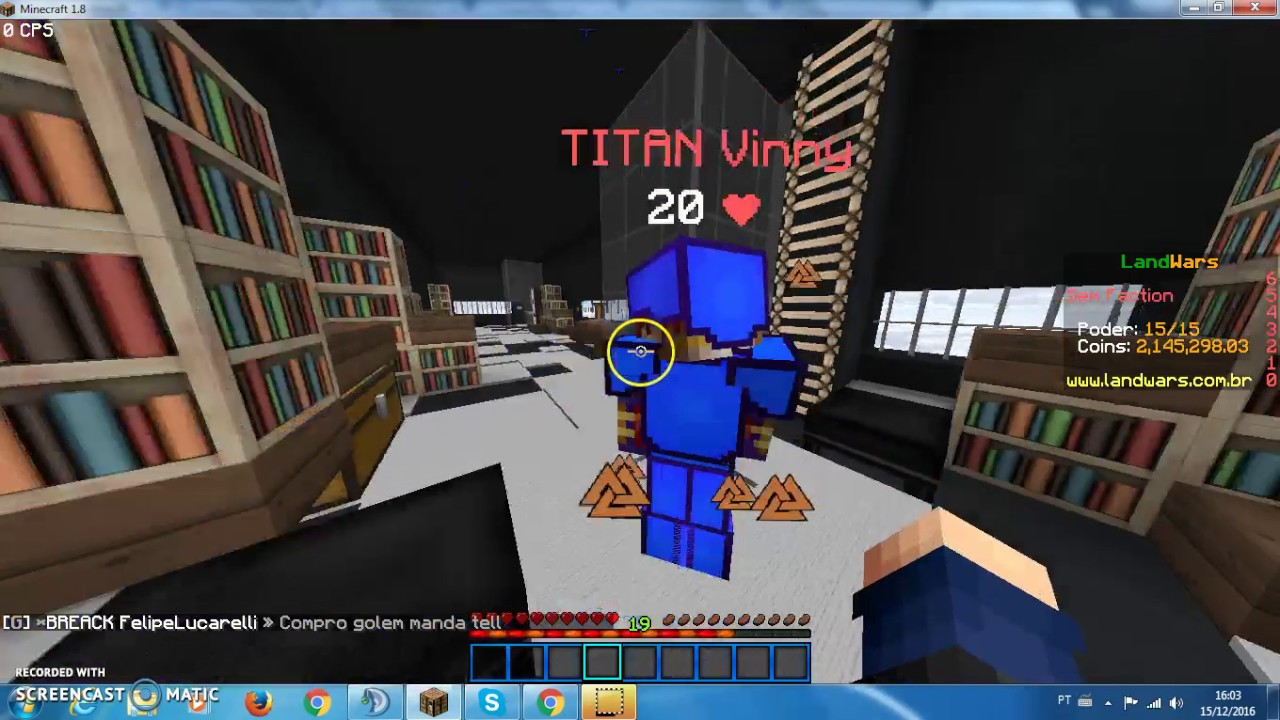 Hack LandWars - Vinny