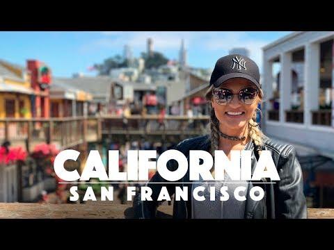 O que fazer em San Francisco? - vlog de viagem California - Ep.7
