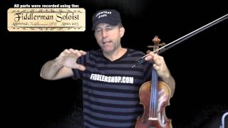 Section 4 - Fiddlerman Pachelbel Canon Project