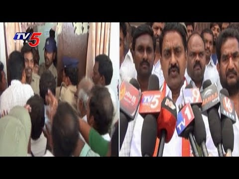 Villagers Protest On Suven Pharma Pollution | Suryapet | TV5 News