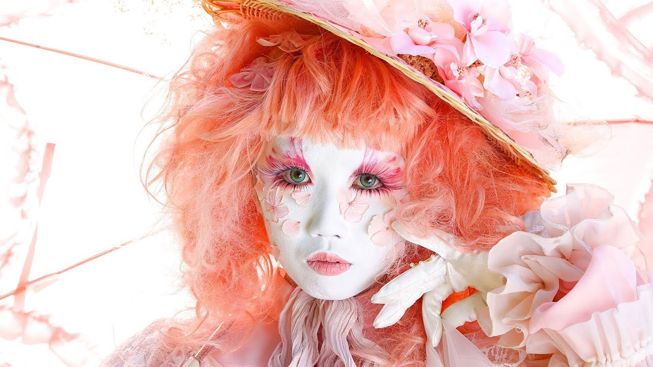 Japanese fashion make up 1